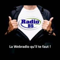 Logo of radio station RADIO BS