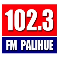 Logo of radio station FM Palihue 102.3