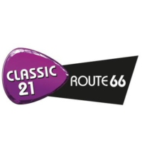 Logo of radio station Classic 21 Route 66