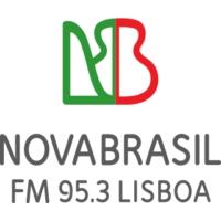 Logo de la radio NovaBrasil FM Portugal