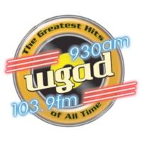 Logo of radio station Oldies 930 WGAD