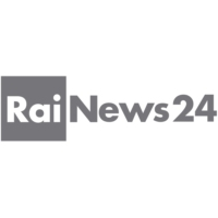 Logo of radio station RAI Net GR News