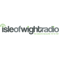 Logo of radio station IOW Radio