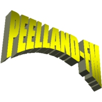 Logo of radio station Peelland FM