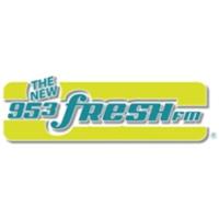 Logo of radio station CING Fresh FM 95.3