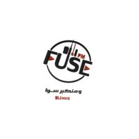 Logo de la radio فيوز اف ام سوريا - Fuse Fm Syria 91.1