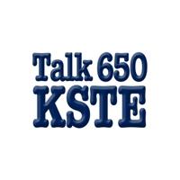 Logo of radio station KSTE