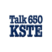 Logo of radio station KSTE