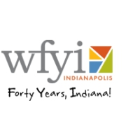 Logo de la radio WFYI NPR 90.1 FM