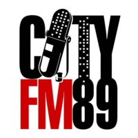 Logo of radio station City FM 89