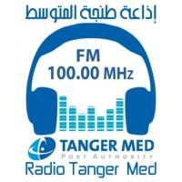 Logo de la radio Radio Tanger Med