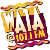 Logo of radio station WAOA 107.1 A1A