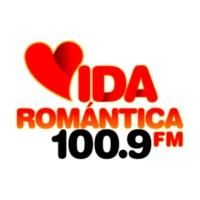 Logo of radio station XHJD Vida Romántica 105.9