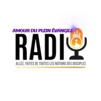 Logo of radio station AMOUR DU PLEIN ÉVANGILE