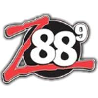 Logo of radio station WBZC Z88.9