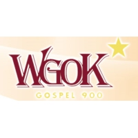Logo of radio station WGOK Gospel 900