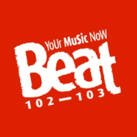 Logo of radio station Beat 102 - 103