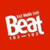 Logo of radio station Beat 102 - 103