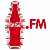 Logo of radio station Coca-Cola FM