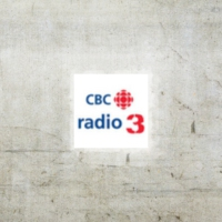 Logo of radio station CBC Radio 3