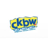 Logo of radio station CKBW 98.1 FM