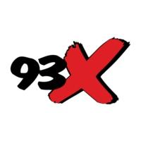 Logo of radio station KXXR 93X