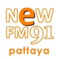 Logo of radio station New FM 91 91.0