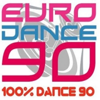 Logo of radio station Eurodance 90