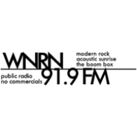 Logo of radio station WNRN