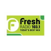Logo of radio station CFHK-FM 103.1 Fresh Radio
