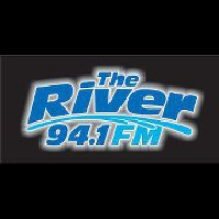 Logo of radio station CKBA The River 94.1