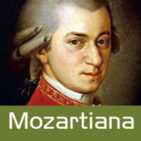 Logo of radio station Mozartiana