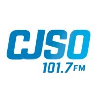 Logo of radio station CJSO 101.7 FM
