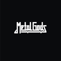 Logo of radio station Metal Gods