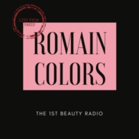 Logo of radio station ROMAIN COLORS
