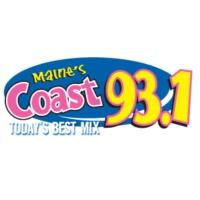 Logo of radio station WMGX 93.1