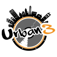 Logo of radio station Urban 3