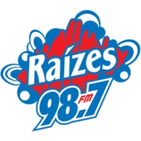Logo of radio station Raizes