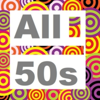 Logo of radio station All 50s Radio