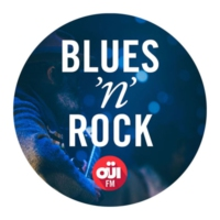 Logo of radio station OUI FM Blues'n'Rock