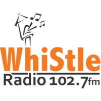 Logo de la radio CIWS WhiStle Community Radio