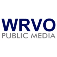 Logo of radio station WRVO 89.9 FM
