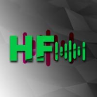 Logo of radio station HFmRadio