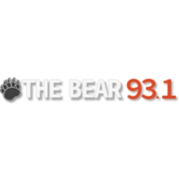 Logo de la radio The Bear 93.1 CHLW