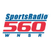 Logo of radio station WNSR