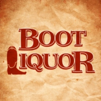 Logo of radio station SomaFM - Boot Liquor