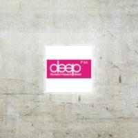 Logo of radio station Deep FM