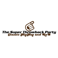 Logo de la radio A Super Throwback Party