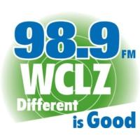 Logo of radio station WCLZ 98.9
