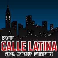 Logo of radio station Radio Calle Latina - Salsa & Merengue